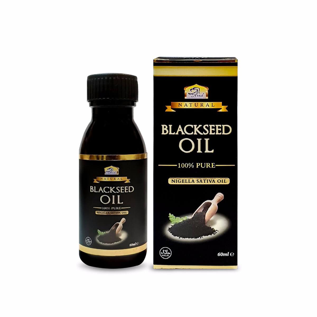Black Seed Oil - AL Khair